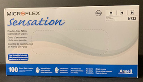 MicroFlex Powder Free Nitrile LG Gloves Out Of Stock