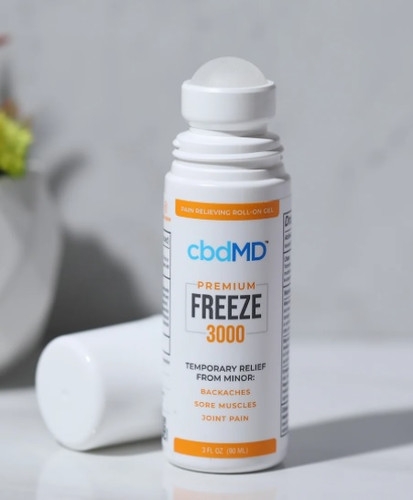 CBD Freeze 3OZ ROLL ON - 3000MG