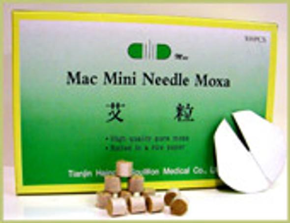 Mac Mini Needle Moxa