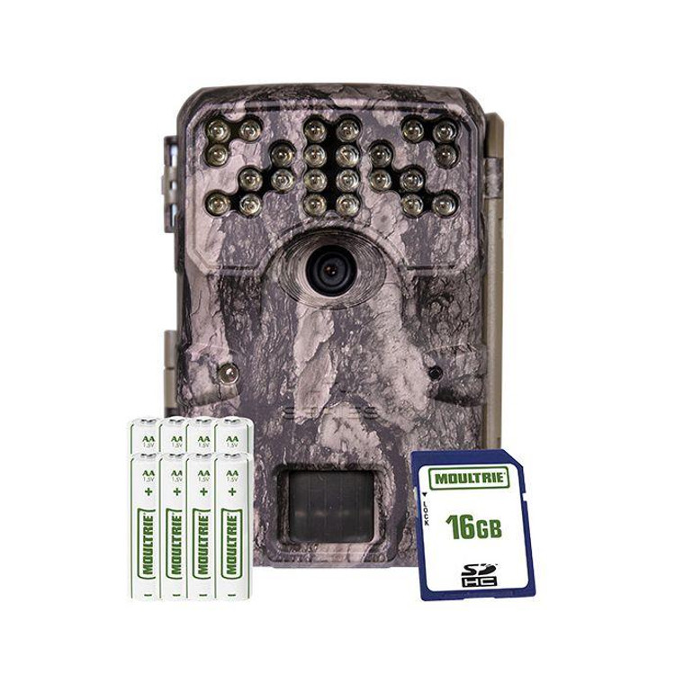 Moultrie A900i  30 MP Infrared 80 ft - 053695140025