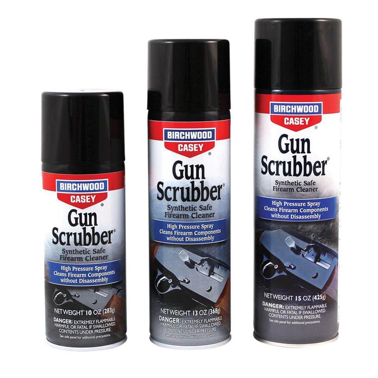 Birchwood Casey Gun Scrubber Firearm Cleaner Gun Scrubber Firearm Cleaner - 029057333480