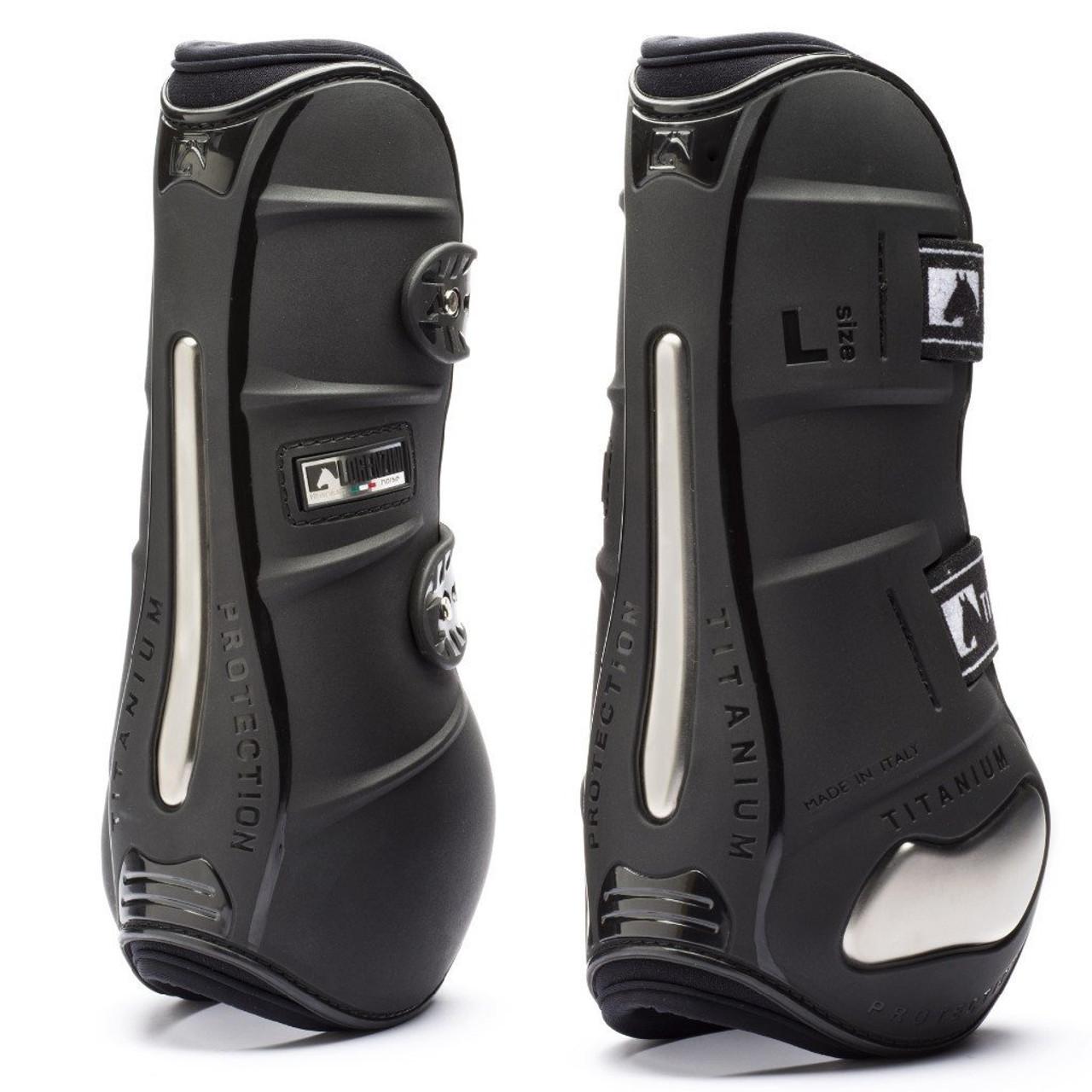 Lorenzini Titanium-Horse Tendon Boots