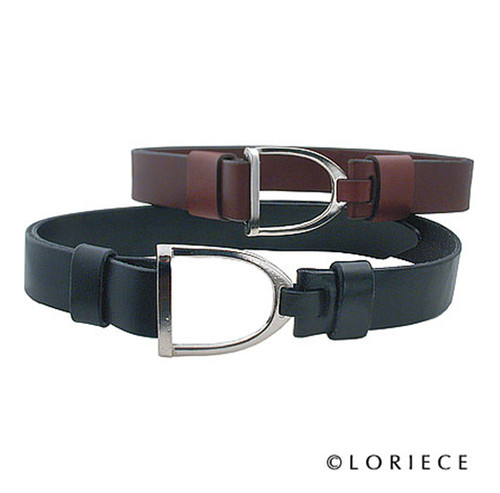 Loriece English Stirrup Belt