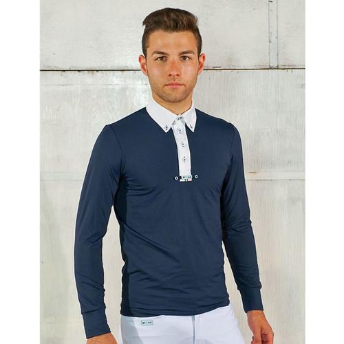 For Horses Giove Long Sleeve Show Shirt