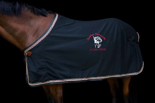 Saratoga Horseworks Signature Diamond Knit