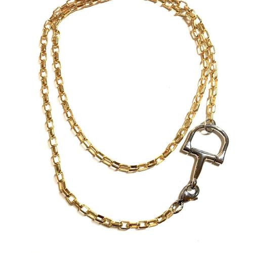 Alpha Mama Wrap Necklace