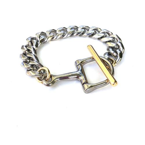 Unbridled D-Bit Bracelet