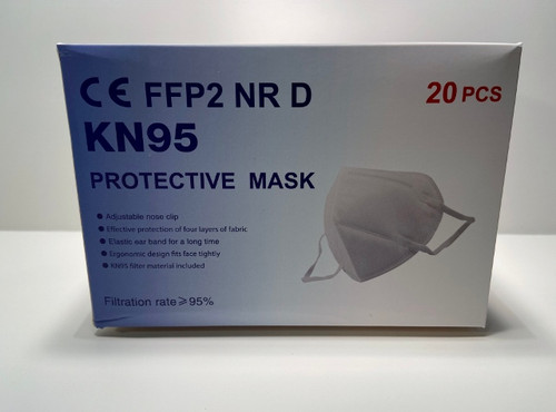 KN95 Protective Face Mask 20 Pack
