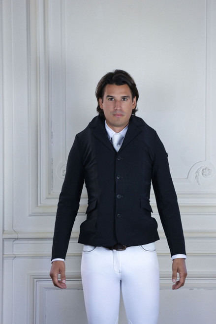 "Oscar & Gabrielle ""Jean"" Zip Free  Men's Airbag Show Jacket by Freejump"
