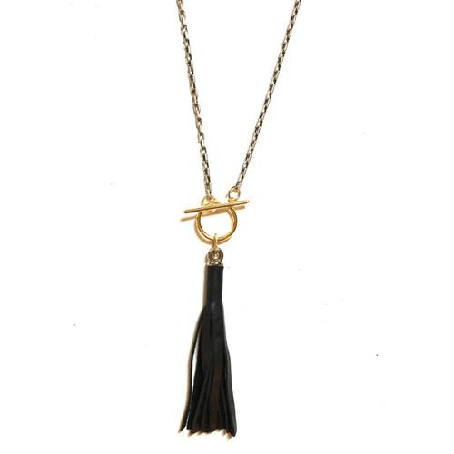 GYPSY No.7 | Tassel Necklace