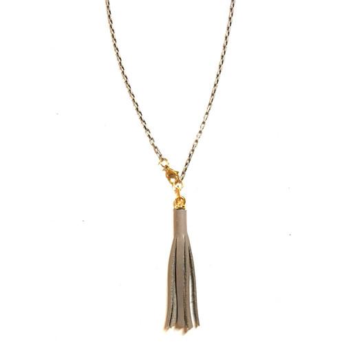 Gypsy No.4 | Tassel Necklace