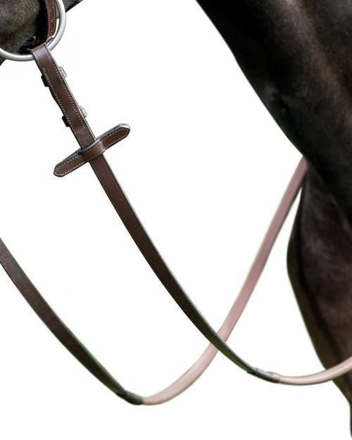 Prestige Rubber Reins for Bridle E38/ E116