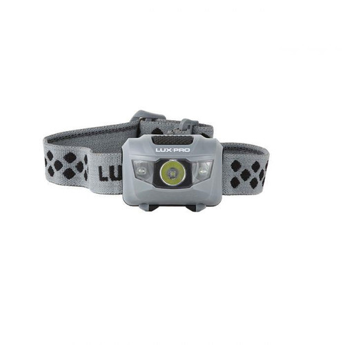 LUXPRO LP330 Headlamp - 200 Lumen - 812436014717