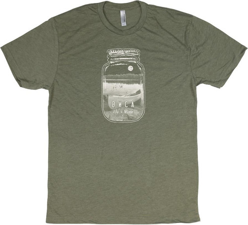 BWCA Ely, MN Jelly Jar T-Shirt / 2 colors - 610926811545