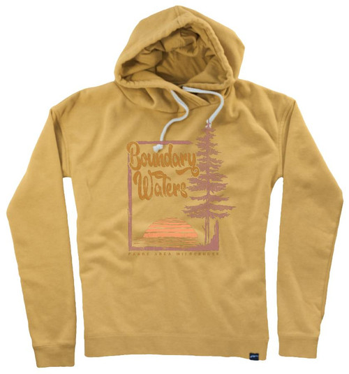 Women's Boundary Waters Hoody Gina Pine / 2 colors - 610926811903