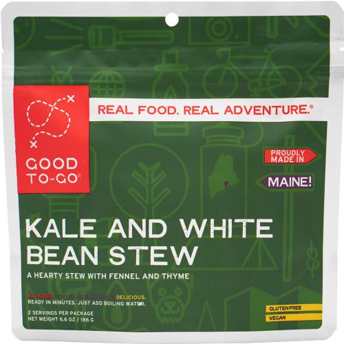 Good To Go Food - Kale & Wht Bean Stew / 2 serving - 855680005650