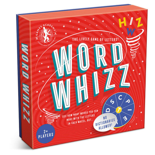 Professor Puzzle Word Whizz Game - 818192022645