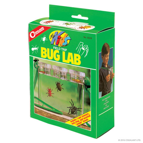 Coghlan's Field Bug Lab -