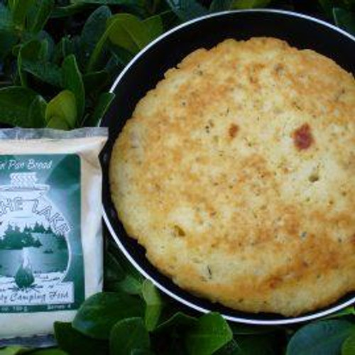 Cache Lake - Original Frying Pan Bread - Dill - 683444301034