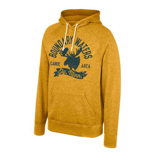 J. America Boundary Waters Moose Sweatshirt - 410002993420