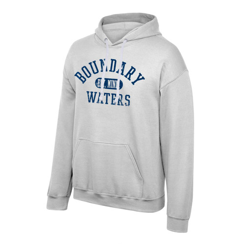Boundary Waters Hoody with Navy Print - 410003522131