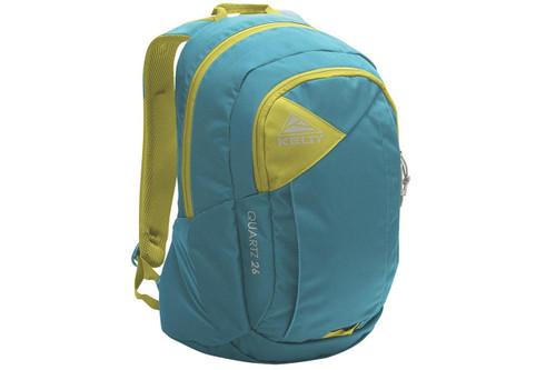 Kelty Quartz 26L Pack - Lyons Blue & Warm Olive - 727880865184
