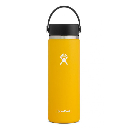 Hydro Flask 20oz Wide Mouth Bottle with Flex Lid - 810007831442