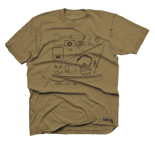 BWCA Necessities T-shirt / 2-Colors - 610926641623
