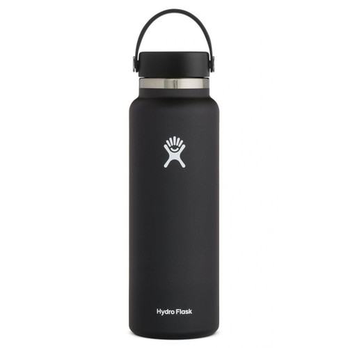 Hydro Flask 40oz Wide Mouth Bottle with Flex Lid / multiple colors - 810007831862