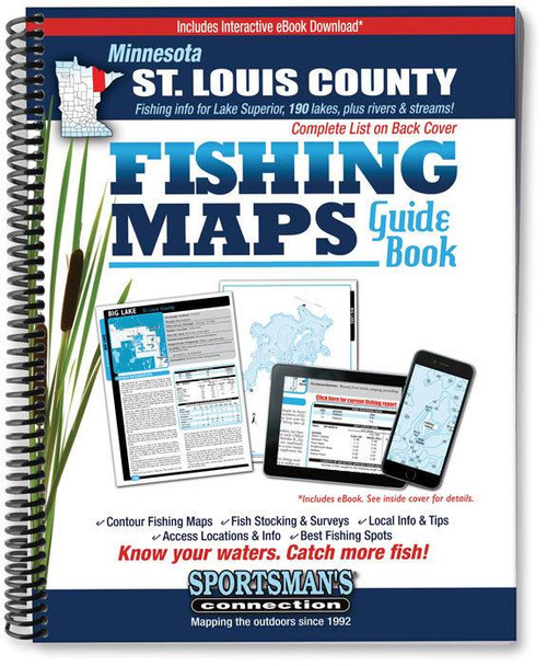 Sportsman's Connection St Louis County Guide - 790175001260