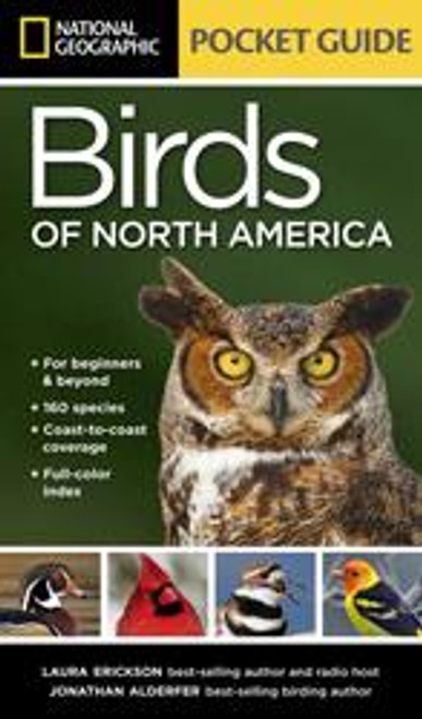 National Geo Birds of North America Pocket Guide - 9781426210440