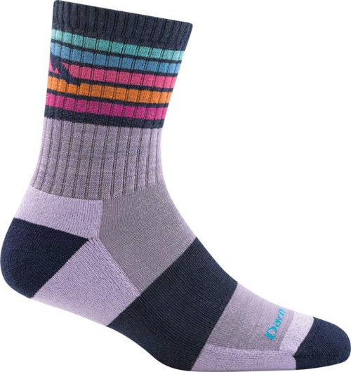 Darn Tough Kids Kelso Micro Crew Light Cushion Sock - 642249168617