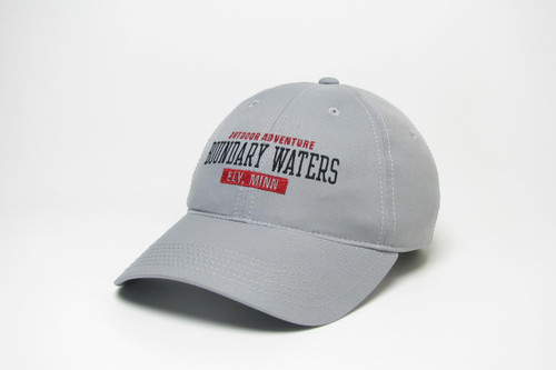 Legacy Cool Fit Boundary Waters Hat / Shark Grey - 190136116925