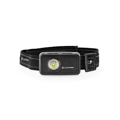 LUXPRO Ultra-Compact LED Headlamp LP718 / 185 Lumen - 812436017183