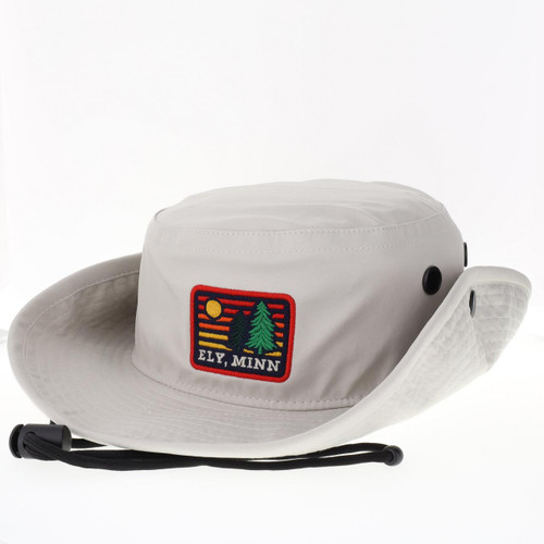 Cool Fit Boonie Hat Stone / 2-sizes - 641824336465