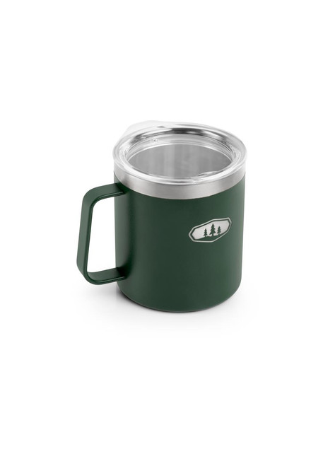 GSI Glacier Stainless 15oz Camp Cup / 3 colors -