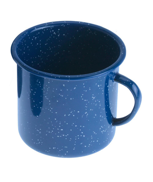 GSI Blue Enamel 24oz Camp Cup -