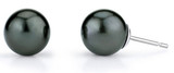 Imperial Pearl Tahitian Pearl Stud Earrings