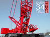 "Manitowoc 16000 Lattice-Boom Crawler Crane - 34"" Executive Series"