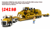 Caterpillar CT660 Day Cab with XL 120 Low-Profile HDG Lowboy Trailer with D11