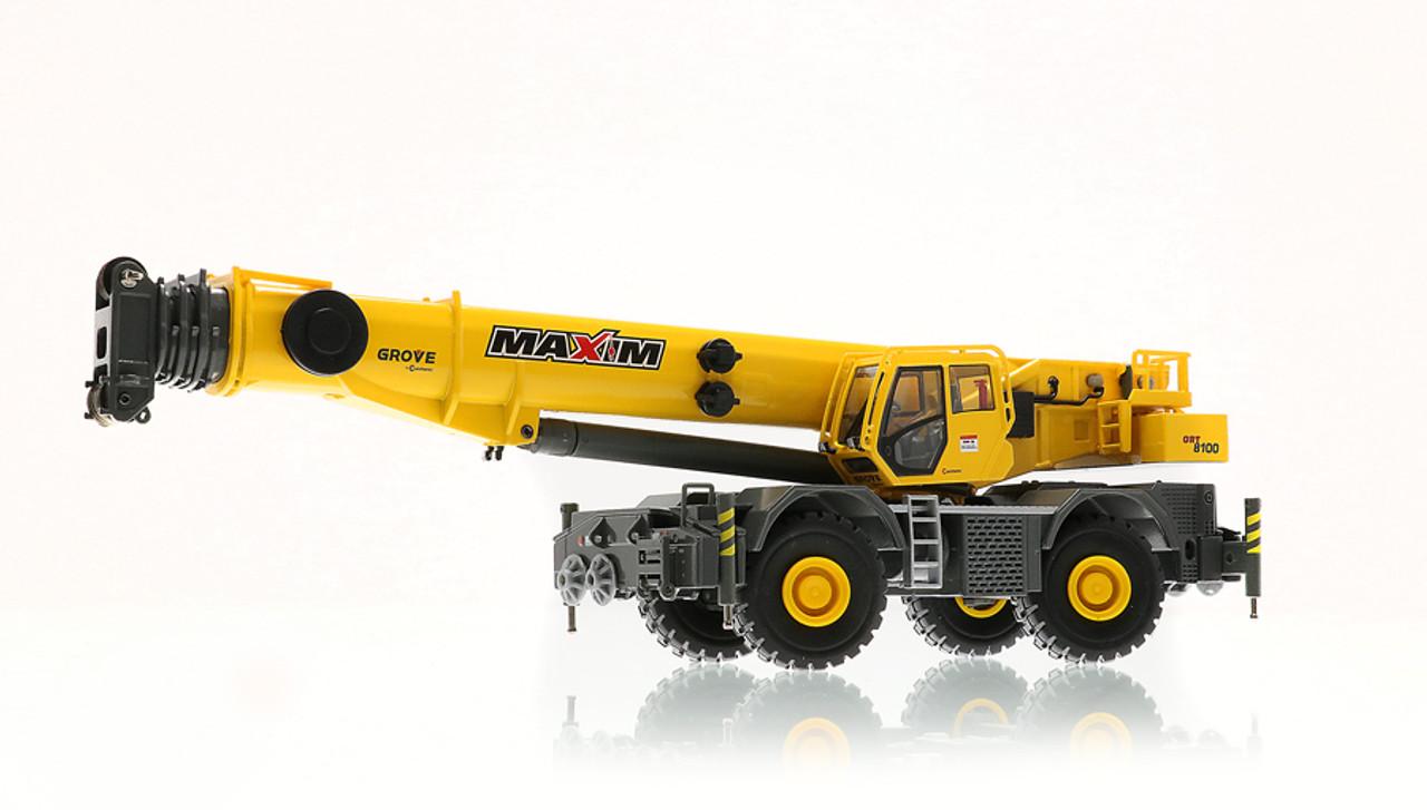 Grove GRT-8100 - MAXIM