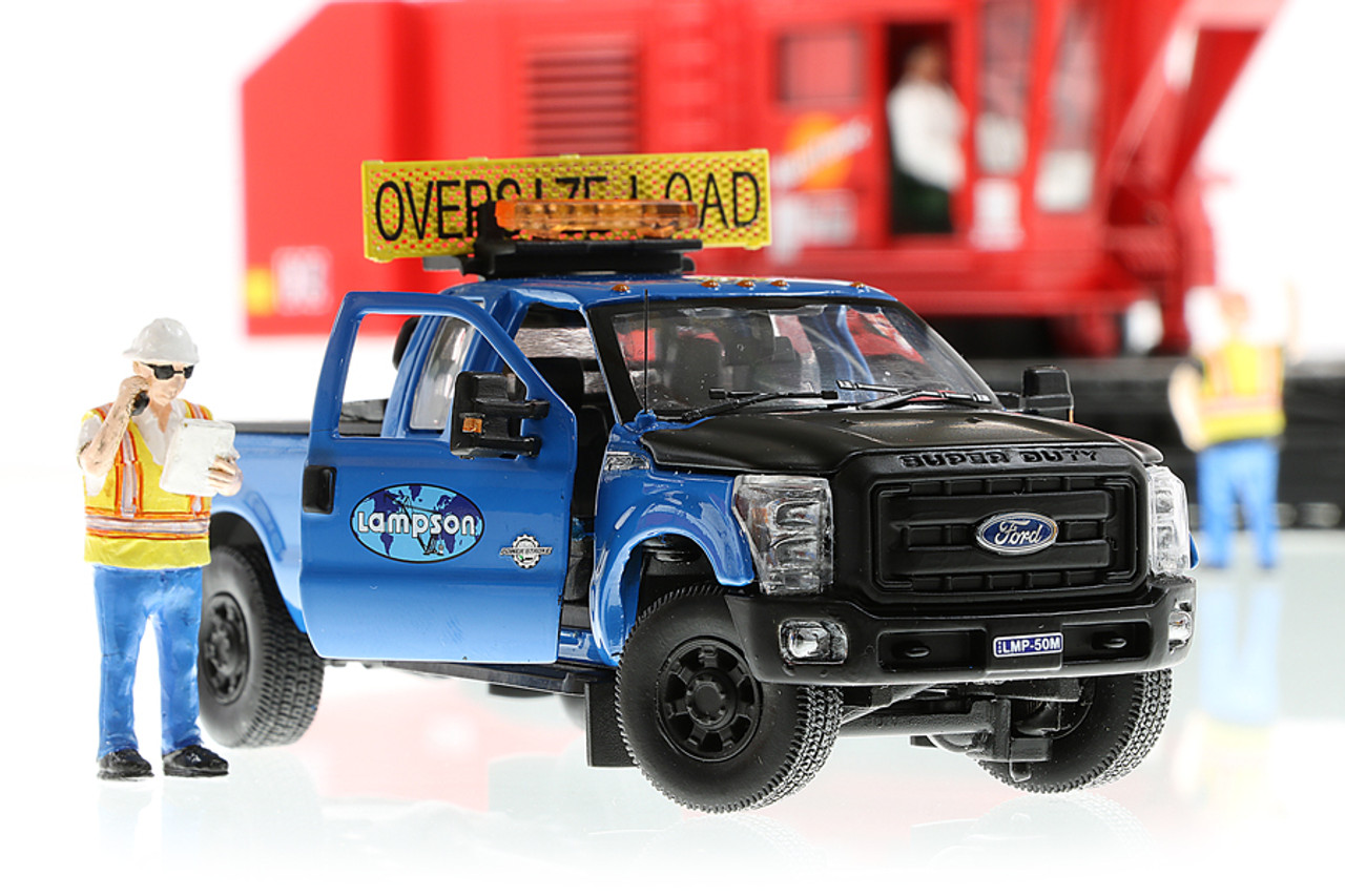 Ford F-250 Right Hand Drive - Lampson