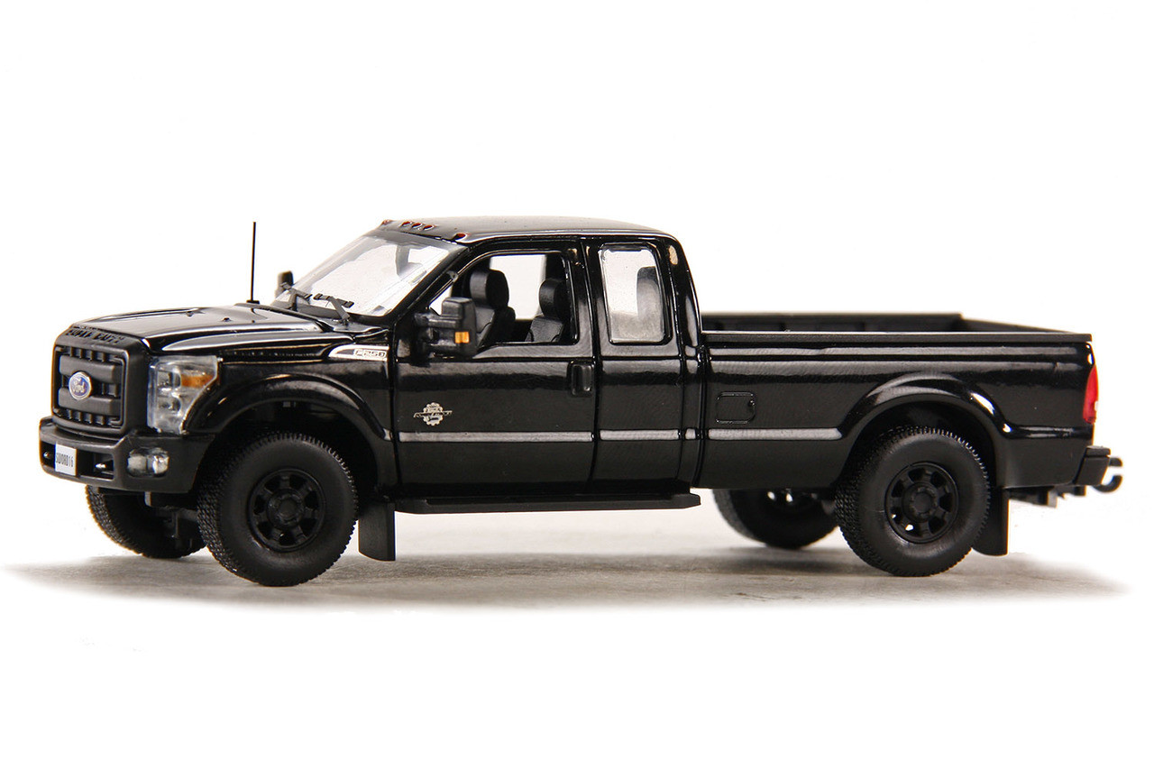 F250 Super Cab >> Ford F250 Pickup Truck W Super Cab 8ft Bed Black Black