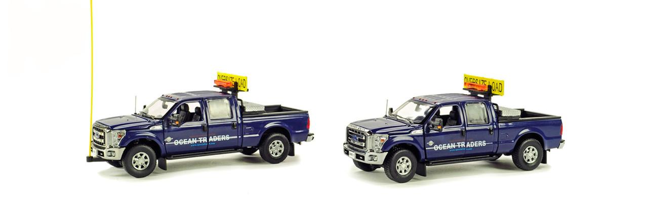 Ford F250 Pickup Truck Escort Set - Ocean Traders