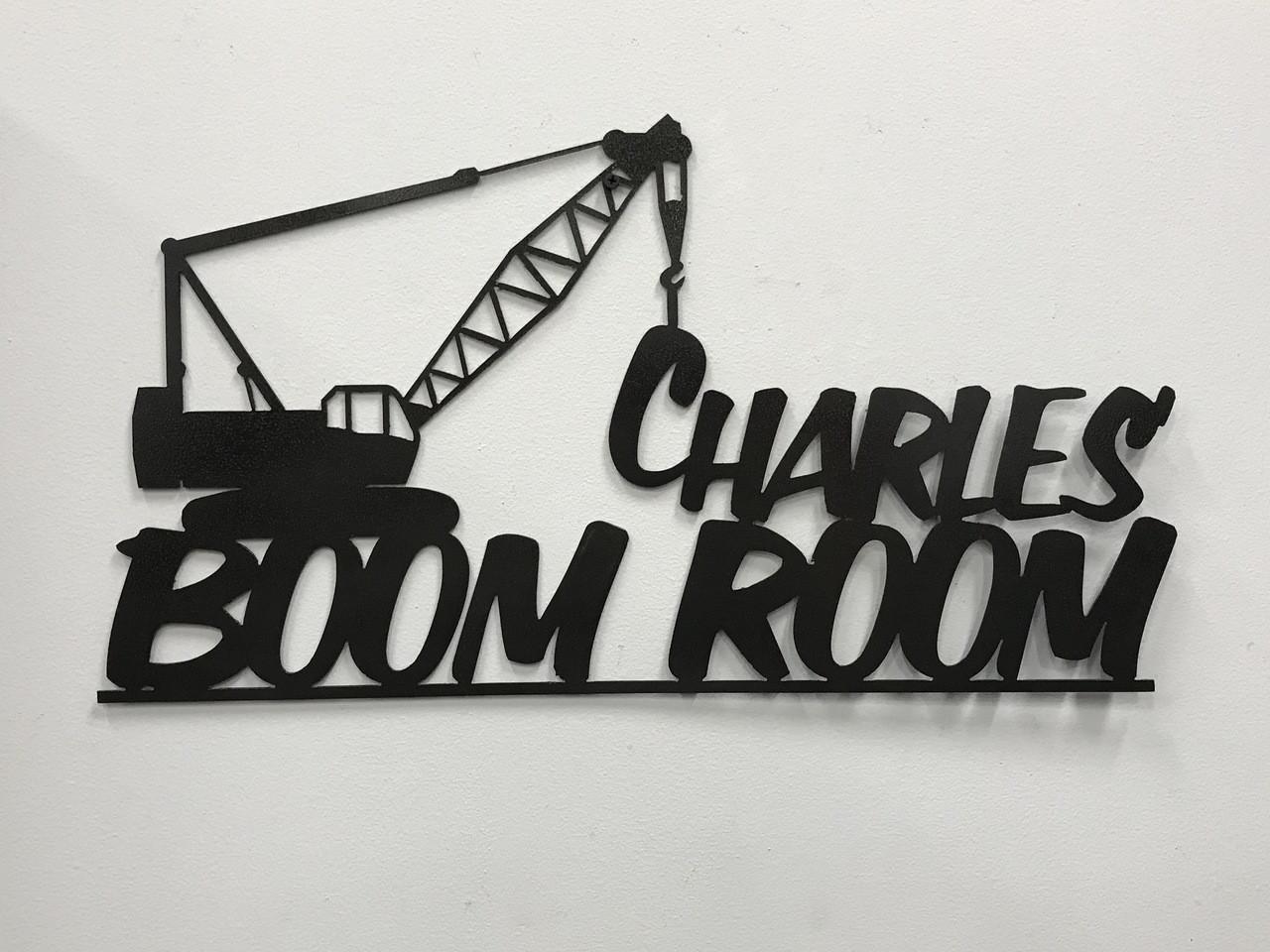 Charles' Boom Room