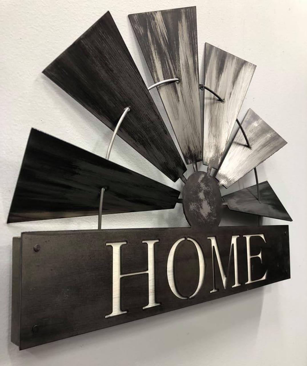 Windmill Home Art