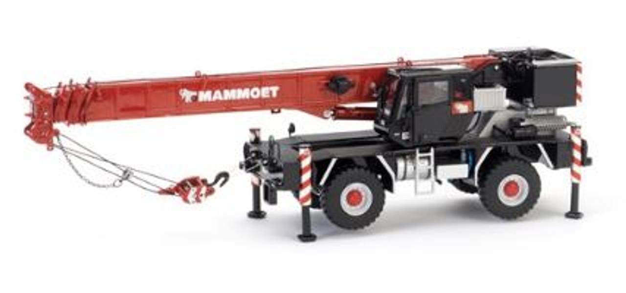 Mammoet Grove RT-540E