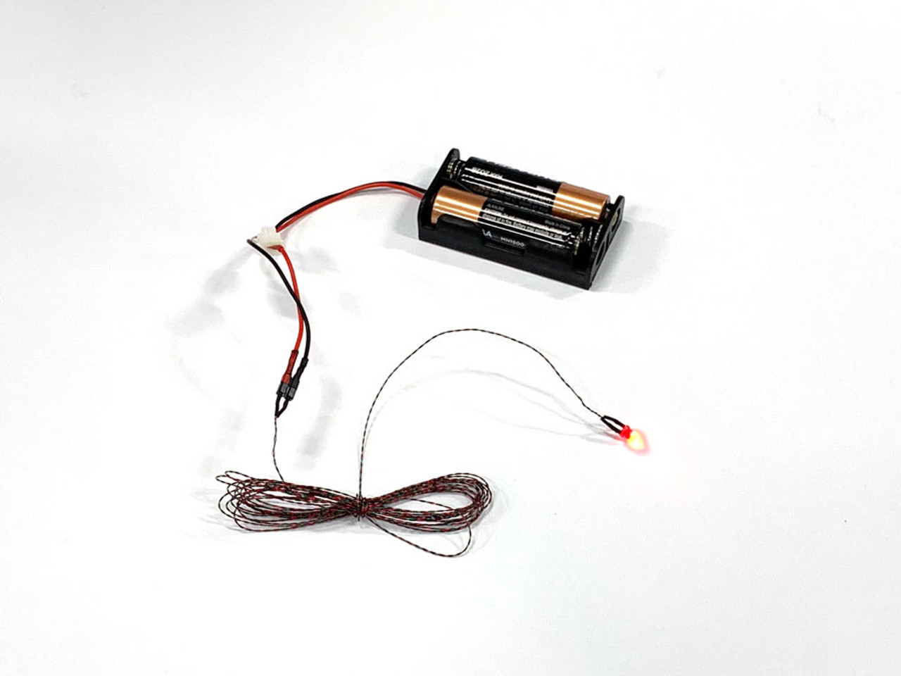 Weiss Brother Red LED Flashing beacon