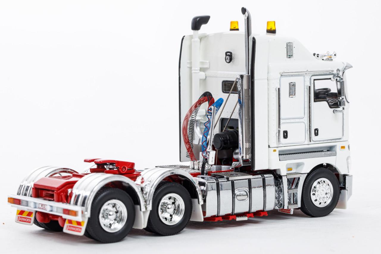 K200 Truck - White 2.3 Cab