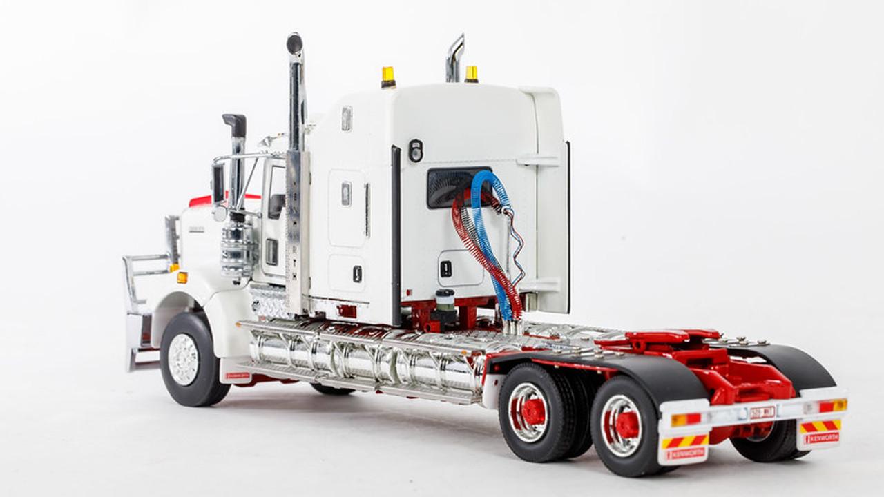 Kenworth C509 Truck - White